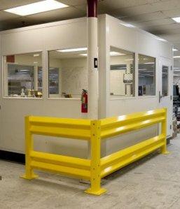 Tips taps purchasing system panel built inc for Mezzanine guard rail