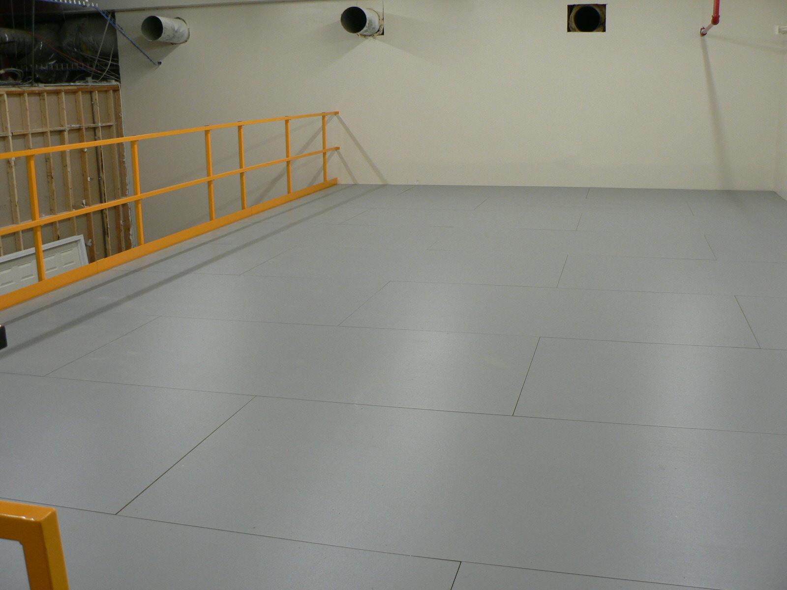 The Complete Mezzanine Solution Panel Built Inc