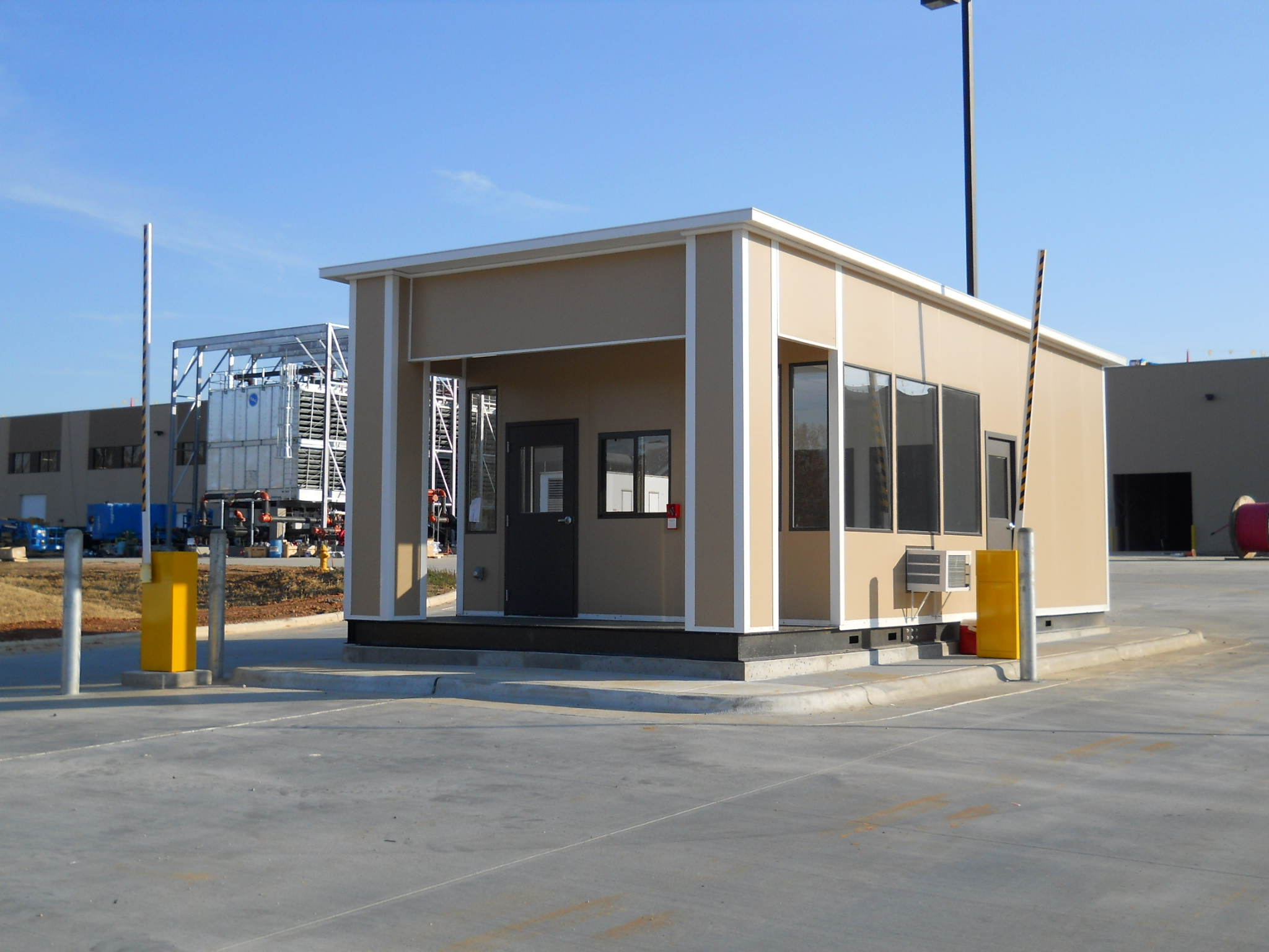 Modular building as an emerging construction industry for House panels prefabricated