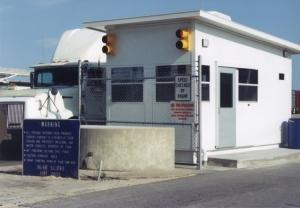 Modular guardhouse