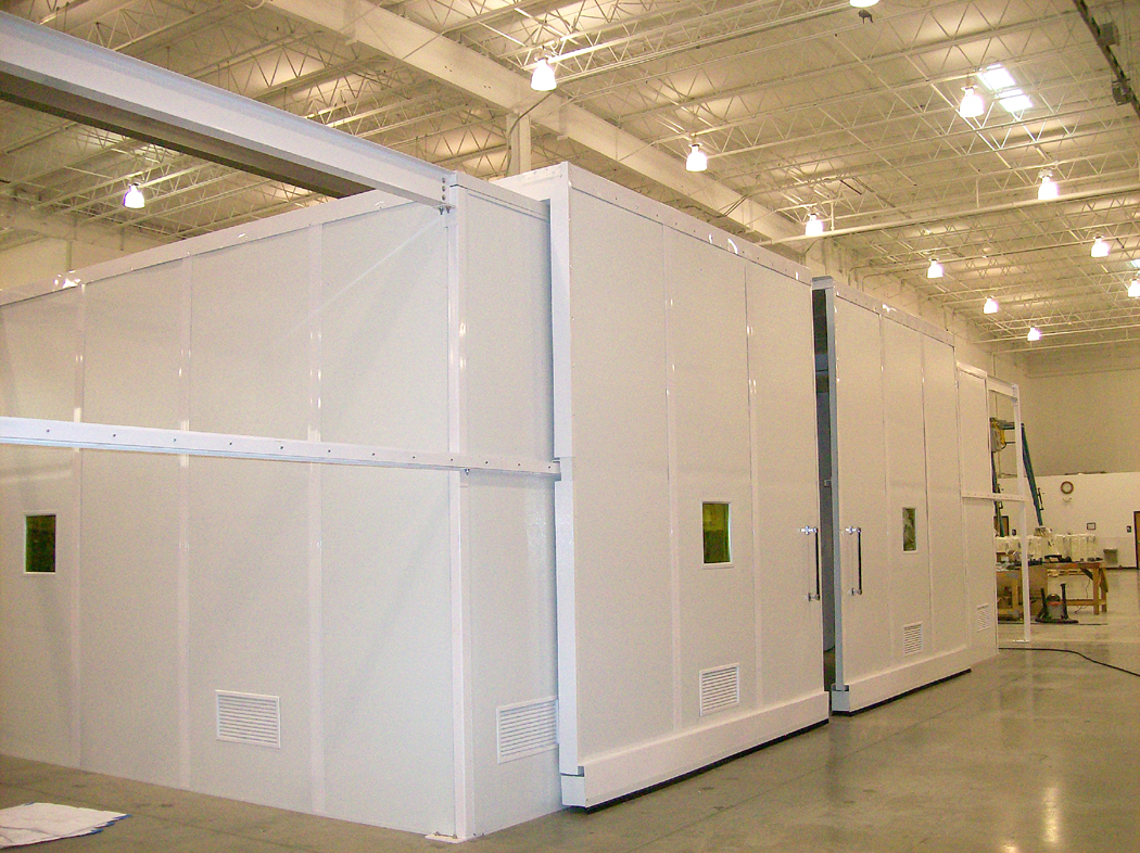 Modular Rooms Enclosures : Industry information « panel built inc