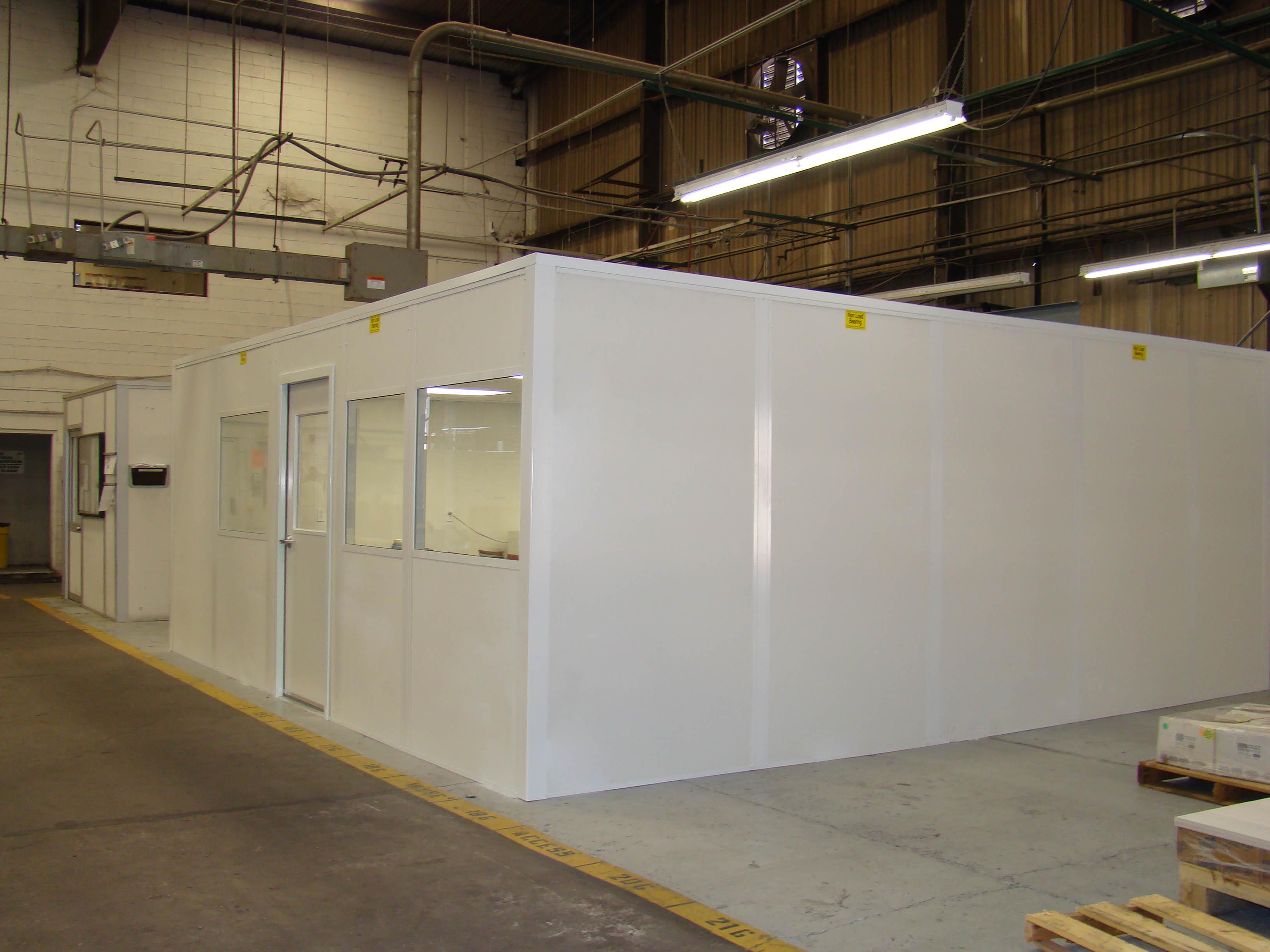 Quick guide modular breakrooms panel built inc for Prefab room
