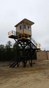 Ballistic Tower